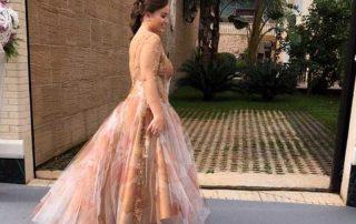 vestidos de invitada para bodas hechos a medida