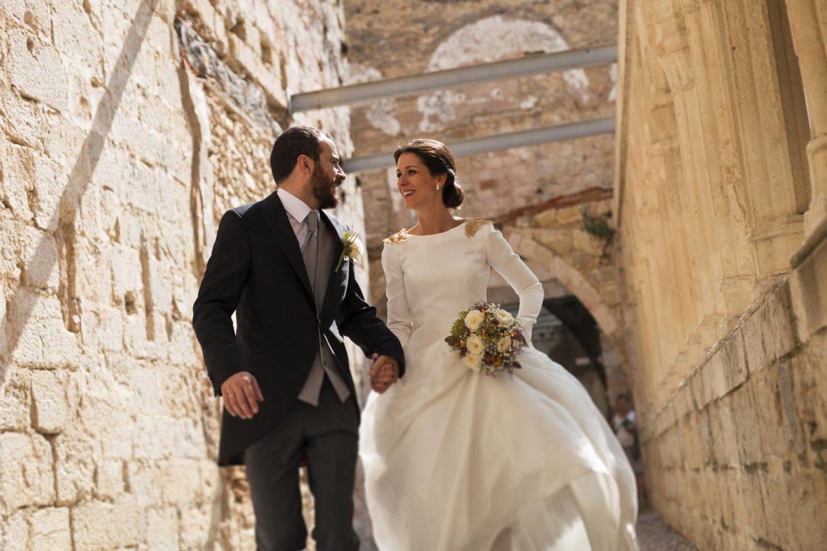 Nuestro proceso: Hacer un vestido de novia
