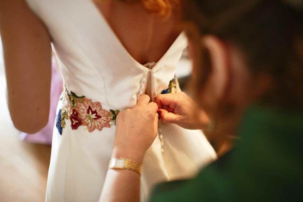 Definir un presupuesto para tu vestido de novia